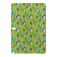Tropical Floral Pattern Samsung Galaxy Tab Pro 12 2 Hardshell Case