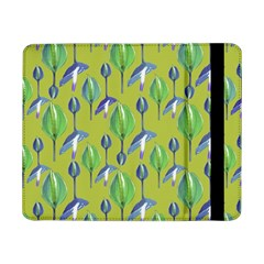 Tropical Floral Pattern Samsung Galaxy Tab Pro 8.4  Flip Case