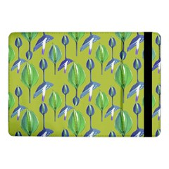 Tropical Floral Pattern Samsung Galaxy Tab Pro 10.1  Flip Case