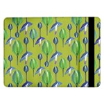 Tropical Floral Pattern Samsung Galaxy Tab Pro 12.2  Flip Case