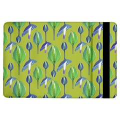 Tropical Floral Pattern iPad Air Flip