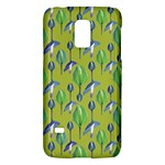 Tropical Floral Pattern Galaxy S5 Mini