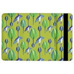 Tropical Floral Pattern iPad Air 2 Flip