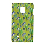 Tropical Floral Pattern Galaxy Note Edge