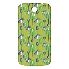 Tropical Floral Pattern Samsung Galaxy Mega I9200 Hardshell Back Case