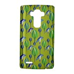 Tropical Floral Pattern LG G4 Hardshell Case