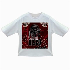 Panic At The Disco Poster Infant/toddler T Shirts by Onesevenart