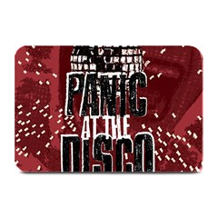 Panic At The Disco Poster Plate Mats by Onesevenart