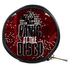 Panic At The Disco Poster Mini Makeup Bags by Onesevenart