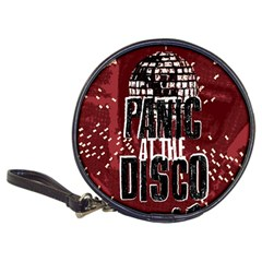 Panic At The Disco Poster Classic 20 Cd Wallets by Onesevenart