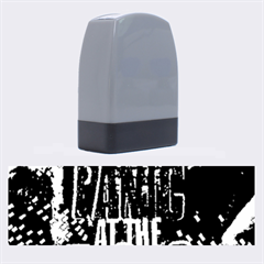 Panic At The Disco Poster Name Stamps by Onesevenart