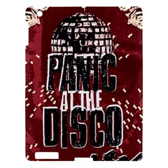 Panic At The Disco Poster Apple Ipad 3/4 Hardshell Case by Onesevenart