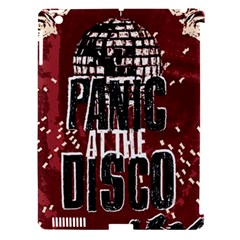 Panic At The Disco Poster Apple Ipad 3/4 Hardshell Case (compatible With Smart Cover) by Onesevenart