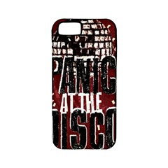 Panic At The Disco Poster Apple Iphone 5 Classic Hardshell Case (pc+silicone) by Onesevenart
