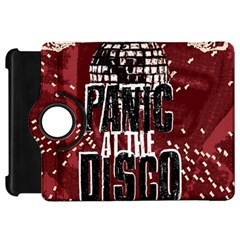 Panic At The Disco Poster Kindle Fire HD Flip 360 Case by Onesevenart
