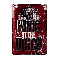 Panic At The Disco Poster Apple Ipad Mini Hardshell Case (compatible With Smart Cover) by Onesevenart