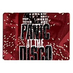 Panic At The Disco Poster Samsung Galaxy Tab 10 1  P7500 Flip Case by Onesevenart