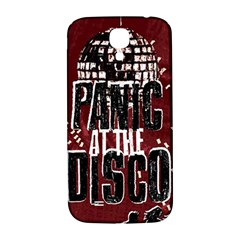 Panic At The Disco Poster Samsung Galaxy S4 I9500/i9505  Hardshell Back Case by Onesevenart