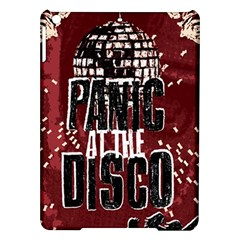 Panic At The Disco Poster Ipad Air Hardshell Cases by Onesevenart