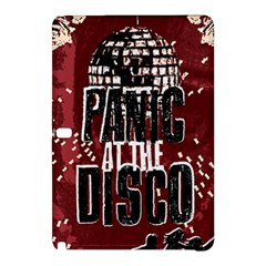 Panic At The Disco Poster Samsung Galaxy Tab Pro 10 1 Hardshell Case by Onesevenart