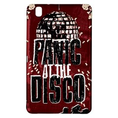 Panic At The Disco Poster Samsung Galaxy Tab Pro 8 4 Hardshell Case by Onesevenart