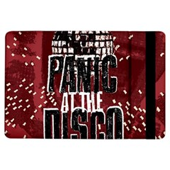 Panic At The Disco Poster Ipad Air Flip by Onesevenart