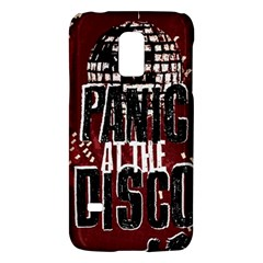 Panic At The Disco Poster Galaxy S5 Mini by Onesevenart