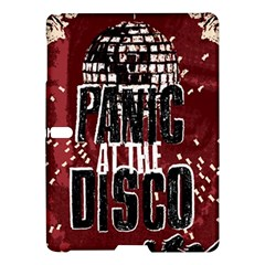 Panic At The Disco Poster Samsung Galaxy Tab S (10 5 ) Hardshell Case  by Onesevenart