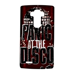 Panic At The Disco Poster Lg G4 Hardshell Case by Onesevenart