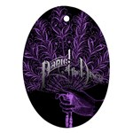 Panic At The Disco Ornament (Oval)