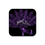 Panic At The Disco Rubber Square Coaster (4 pack)