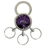 Panic At The Disco 3-Ring Key Chains