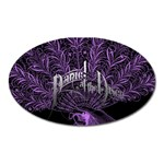 Panic At The Disco Oval Magnet