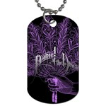 Panic At The Disco Dog Tag (One Side)