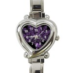 Panic At The Disco Heart Italian Charm Watch