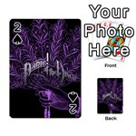 Panic At The Disco Playing Cards 54 Designs