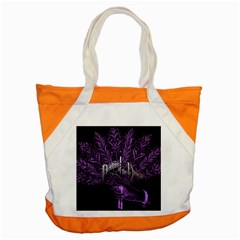 Panic At The Disco Accent Tote Bag by Onesevenart