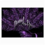 Panic At The Disco Large Glasses Cloth (2-Side)