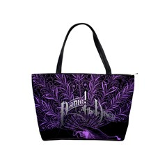 Panic At The Disco Shoulder Handbags by Onesevenart