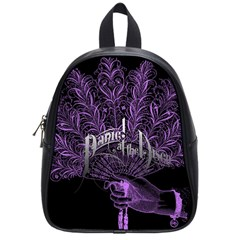 Panic At The Disco School Bags (small)  by Onesevenart