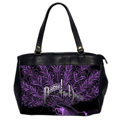 Panic At The Disco Office Handbags (2 Sides)  by Onesevenart