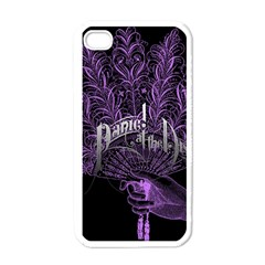 Panic At The Disco Apple Iphone 4 Case (white) by Onesevenart