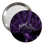Panic At The Disco 3  Handbag Mirrors