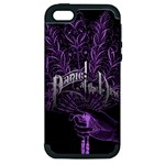 Panic At The Disco Apple iPhone 5 Hardshell Case (PC+Silicone)