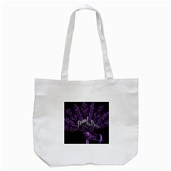 Panic At The Disco Tote Bag (white) by Onesevenart