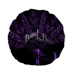 Panic At The Disco Standard 15  Premium Flano Round Cushions
