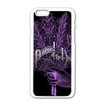 Panic At The Disco Apple iPhone 6/6S White Enamel Case
