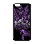 Panic At The Disco Apple iPhone 6/6S Black Enamel Case