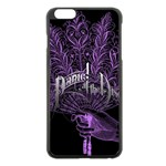 Panic At The Disco Apple iPhone 6 Plus/6S Plus Black Enamel Case