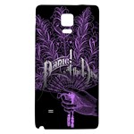 Panic At The Disco Galaxy Note 4 Back Case